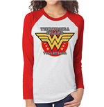 Wonder Woman Long Sleeves T-shirt 260762