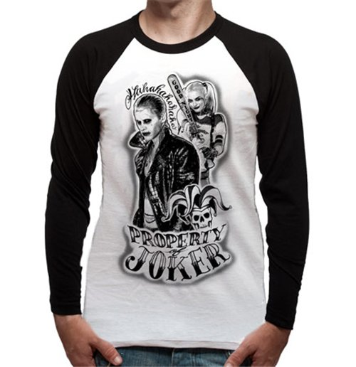 Suicide Squad Long sleeves T-shirt 260767