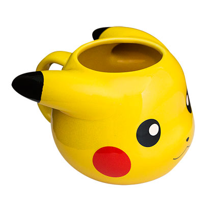 POKEMON Pikachu Molded Mug