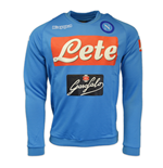 2016-2017 Napoli Round Sweat Top (Blue)