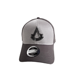 Assassin's Creed Movie - Metal Crest Logo Curved Bill
