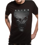 Alien Covenant - Head - Unisex T-shirt Black