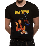 Pulp Fiction - Uma - Unisex T-shirt Black