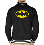 Batman College Jacket Logo