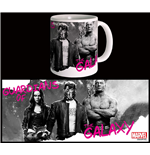 Guardians of the Galaxy 2 Mug Monochrom Galaxy