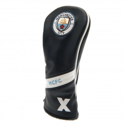 Manchester City F.C. Headcover Heritage (Rescue)