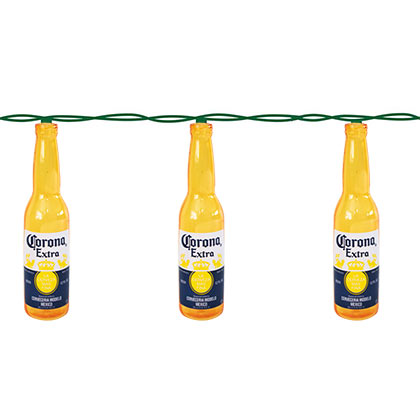 CORONA EXTRA Bottle String Lights