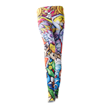 Zelda - Windwaker HD - All Over Printed Women's Legging