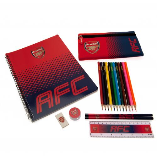 Arsenal F.C. Ultimate Stationery Set FD