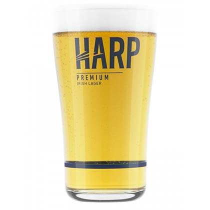 Harp Extra Large Pint Glass