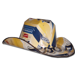 COORS Original Traditional Cowboy Beer Hat