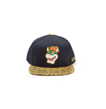 Nintendo - Bowser Rubber Patch Snapback