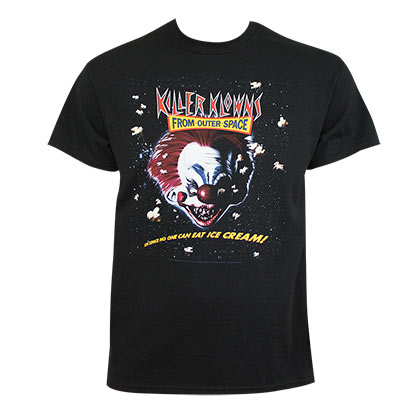 Killer Klowns From Outerspace Tee Shirt