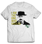 Breaking Bad T-Shirt I Am The One Who Knocks
