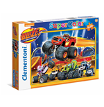 Blaze and the Monster Machines Puzzles 261647