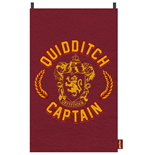 Harry Potter Towel (Cape) Quidditch Captain 135 x 72 cm