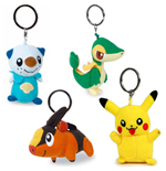 Pokemon Plush Keychains 17 cm Assortment (20)