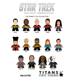 Star Trek TNG Trading Figure Make It So Collection Titans Display 8 cm (20)