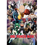 One-Punch Man Poster 262012