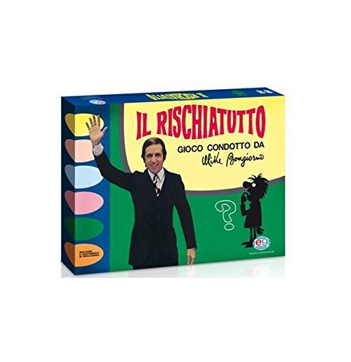Rischiatutto Board game 262057