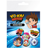Yo-kai Watch Pin 262131