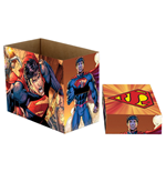 DC Comics Storage Boxes Superman Fly 23 x 29 x 39 cm Case (5)
