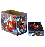 Marvel Comics Storage Boxes Iron Man Flight 23 x 29 x 39 cm Case (5)