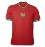 Hungary 1970\'s Short Sleeve Retro Shirt 100% cotton