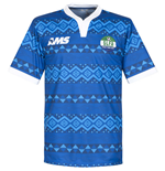 2015-2016 Sierra Leone Away Football Shirt