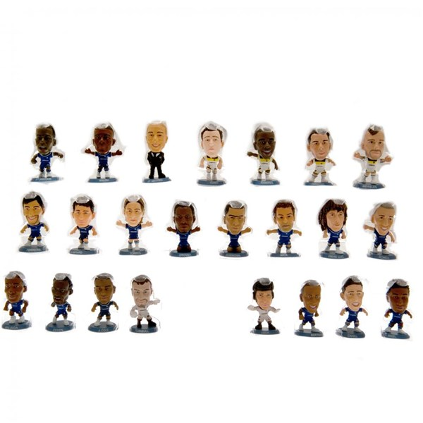 Chelsea F.C. SoccerStarz Champions League Winners Team Pack