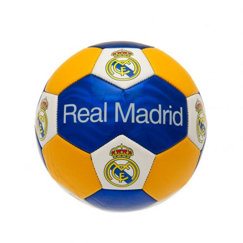 Real Madrid F.C. Nuskin Football Size 1