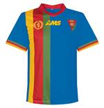 2016-2017 Eritrea Away Football Shirt