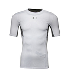 Under Armour Heatgear CoolSwitch SS Compression Tee (White)