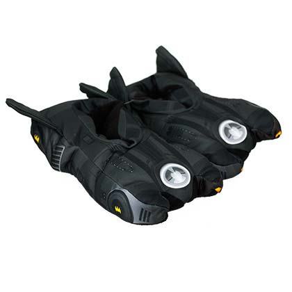 BATMAN Batmobile Slippers
