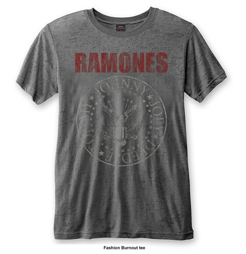 Ramones Men's Fashion Tee: Presidential Seal