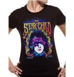 Kiss - The Star Child Sk - Women Fitted T-shirt Black