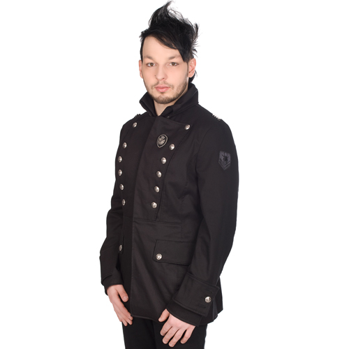 Aderlass Military Jacket Denim