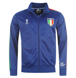 Italy 2014 FIFA Track Jacket (Blue) - Kids