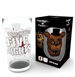 Five Nights at Freddy's Glassware 262761