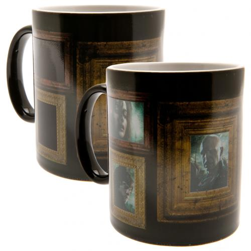 Harry Potter Heat Changing Mug Portraits