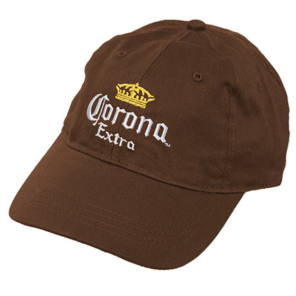 CORONA EXTRA Brown Hat