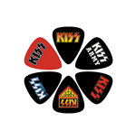 Kiss Guitar Pick 262909