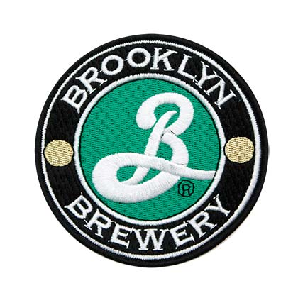 BROOKLYN BREWERY Patch