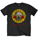 Guns N' Roses Men's Tee: Not in this Lifetime Tour