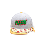 Teenage Mutant Ninja Turtle - Pizza Snapback with Cut Out