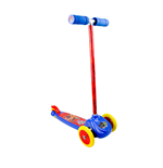 PAW PATROL Kid's Three Wheel Flex Scooter, Blue/Red