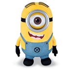 Despicable Me 3 Plush Figure with Sound and Light Up Stuart 40 cm