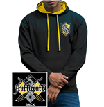 Harry Potter Hooded Sweater House Hufflepuff