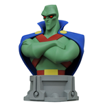 Justice League Animated Bust Martian Manhunter 15 cm