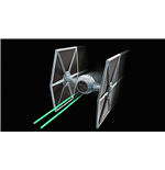 Star Wars 40th Anniversary Level 3 Model Kit 1/65 TIE Fighter